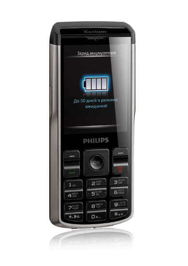 Philips Xenium Champion X333