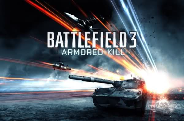 Battlefield 3: DLC Armored Kill