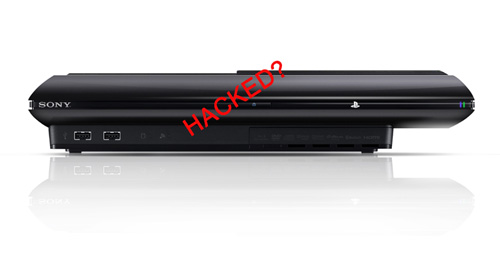 взлом PS3 Super Slim