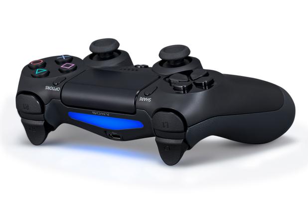 PS4 прототип контролера.