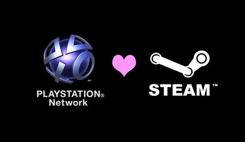 PSN Steam