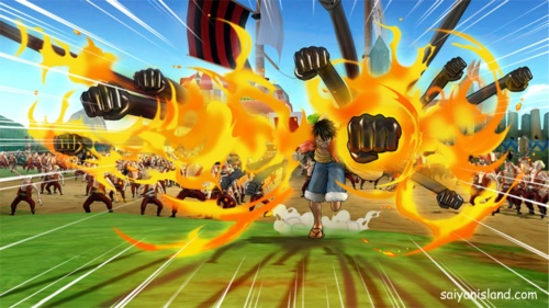 One Piece: Pirate Warriors 3 выйдет на ПК