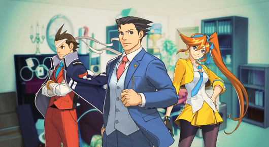 Phoenix Wright Ace Attorney: Dual Destinies