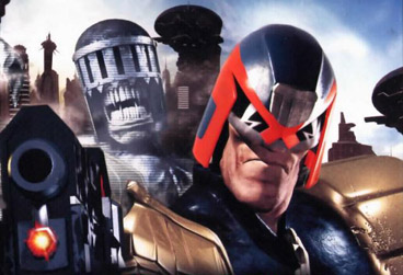 Judge Dredd vs. Death