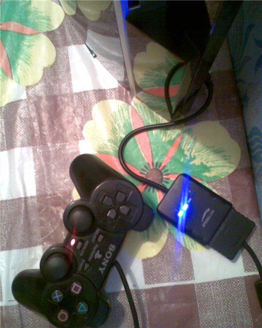 Установка геймпада PS на компьютер