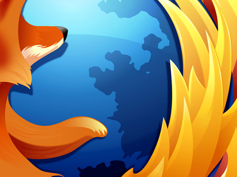 Сенсорный Firefox для Windows 8