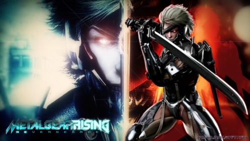 Metal Gear Rising 2