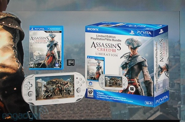 PS Vita Assassin's Creed 3: Liberation