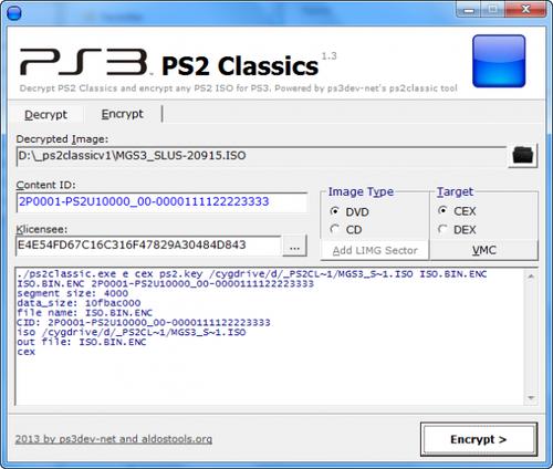 Возможность запуска образов PS2-игр на всех PlayStation 3!