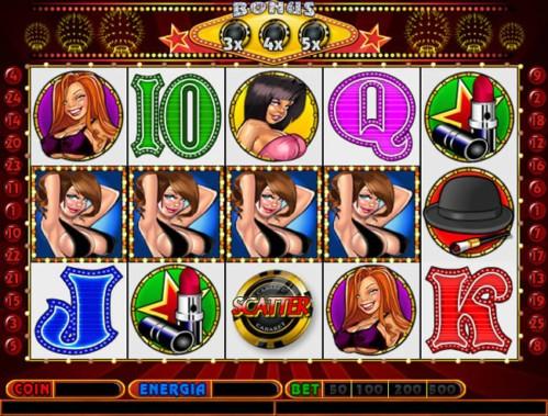 Cabaret игровой автомат