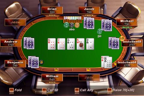онлайн в кредит покер